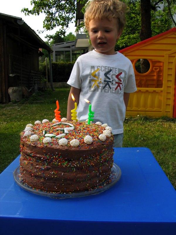 triletnik