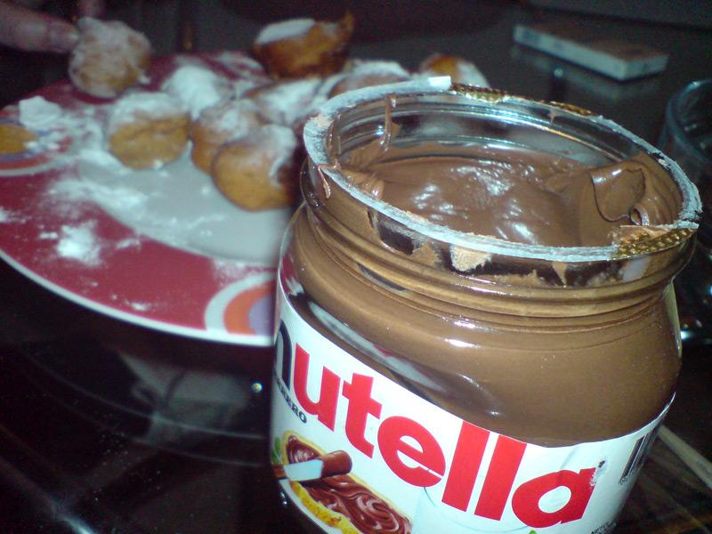 mmmm Nutella