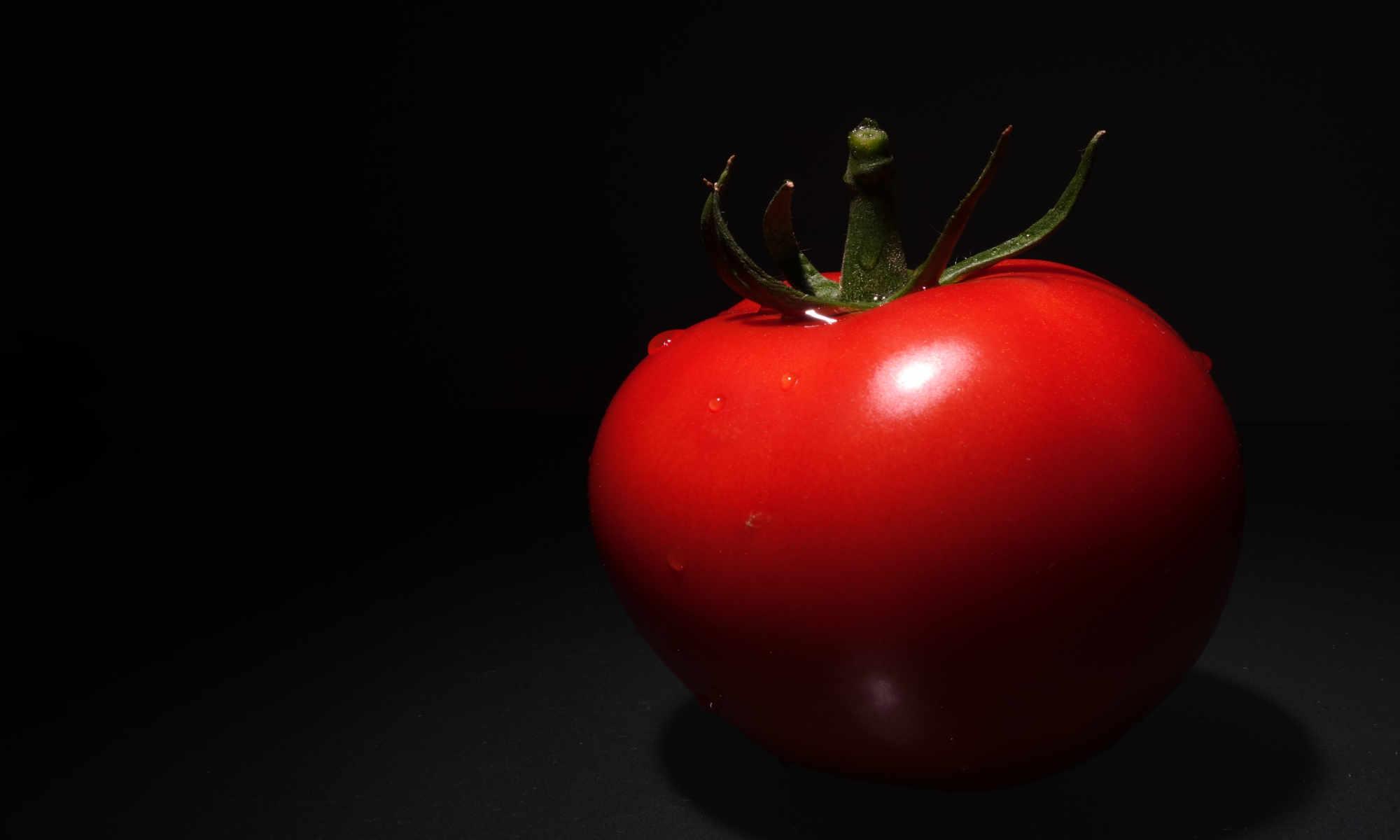 Paradajz je zdrav rdeč sadež